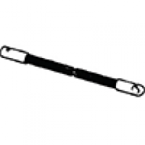 Lister Solid Short Core - Worm - Hook