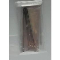Pack 6 Straight Needles