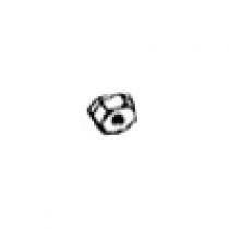 Heiniger Solid Nut M8 x 1 - 721-412