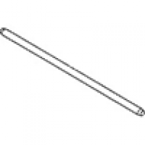 Heiniger Solid D/T Rod Core Short 347mm - 721-462