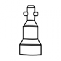 Longhorn Flexi EasyDrive Male Coupling - H11-039