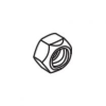 Longhorn Solid Lock Nut - H18-003