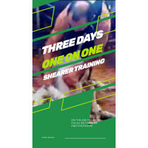 3 Days One on One Training