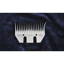 Ace - 17 Teeth Goat Combs