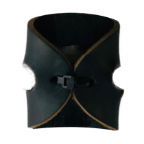 Leather Elbow Guard Suit Lister